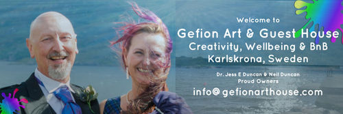 Gefion Art & Guest House